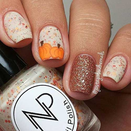 Nail Arts for Fall Season-8