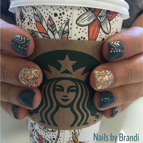 Nail Arts for Fall Season-9