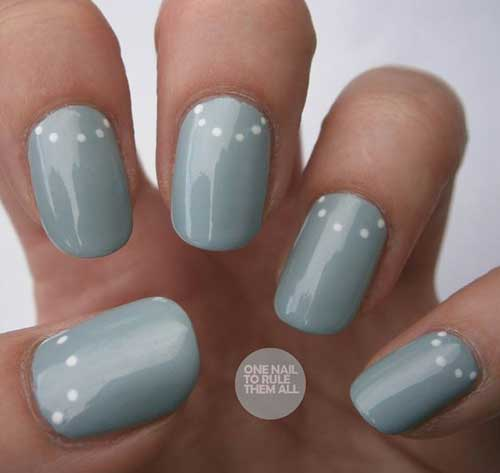 Simple Nail Designs-9