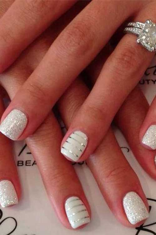 Wedding Nail Designs-9