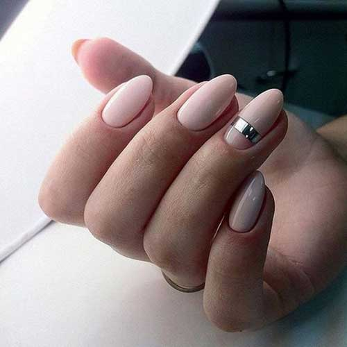 Almond Nail Styles