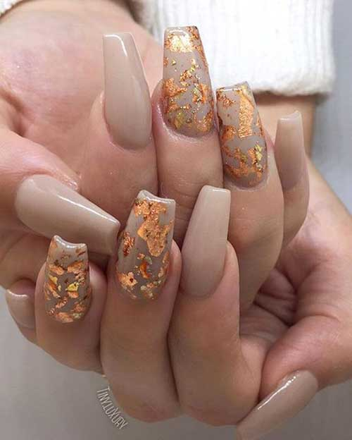 Fall Season Nails