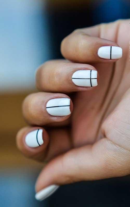 Geometric Nail Designs-12