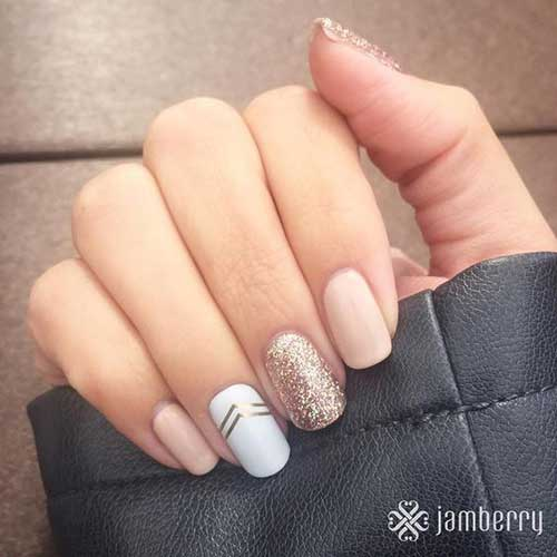 Nude Colored Nail Designs-14