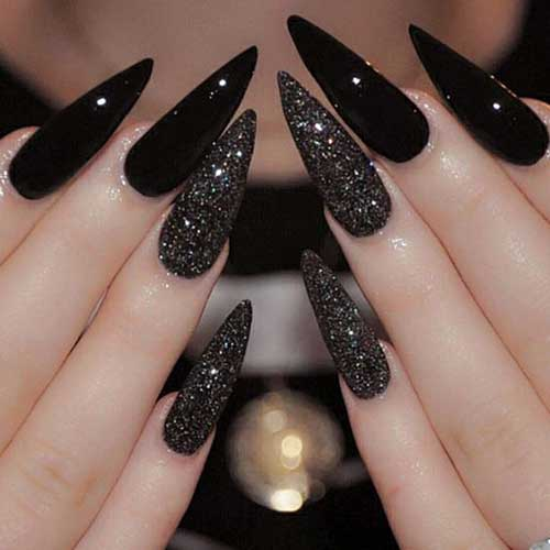 Stiletto Nail Arts-14