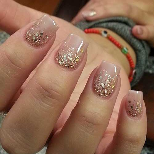 Nude Colored Nail Designs-7