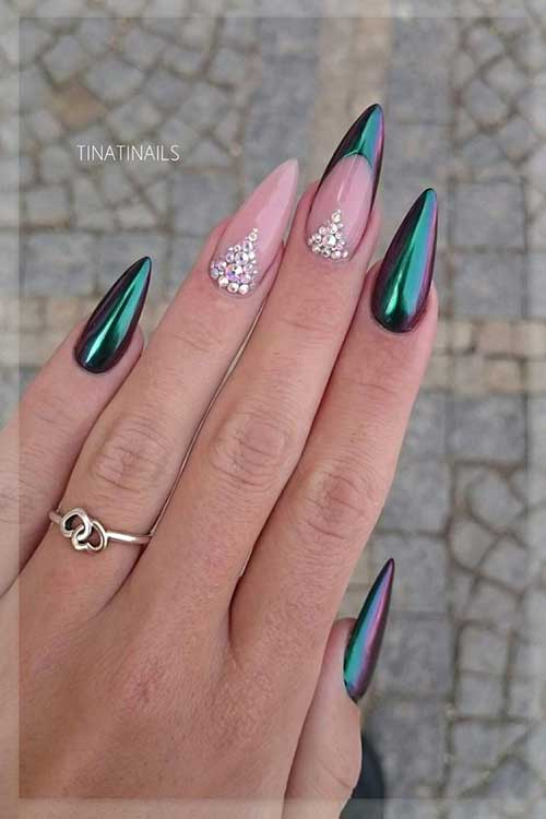 Stiletto Nail Arts-7