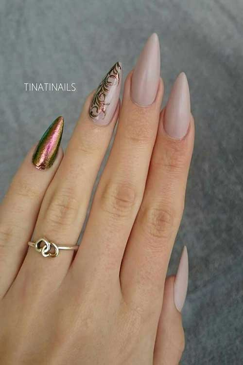 Stiletto Nail Arts-8