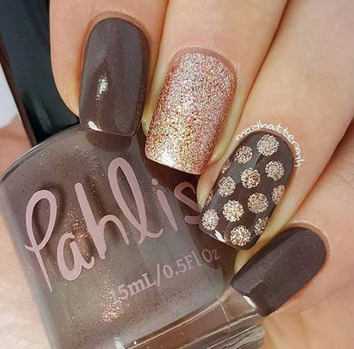 Fall Season Nail Designs-11