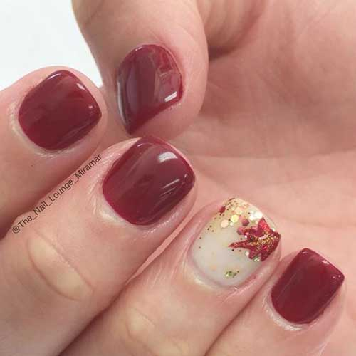 Fall Season Nail Designs-12