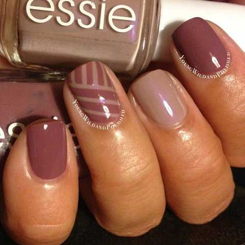 Fall Season Nail Designs-15