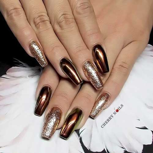 Fall Season Nail Designs-6