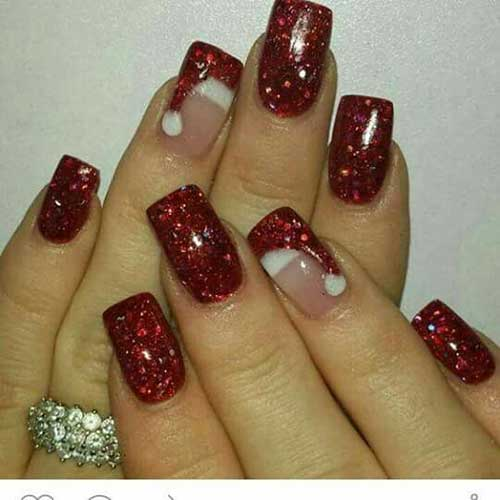 Fall Season Nail Designs-8