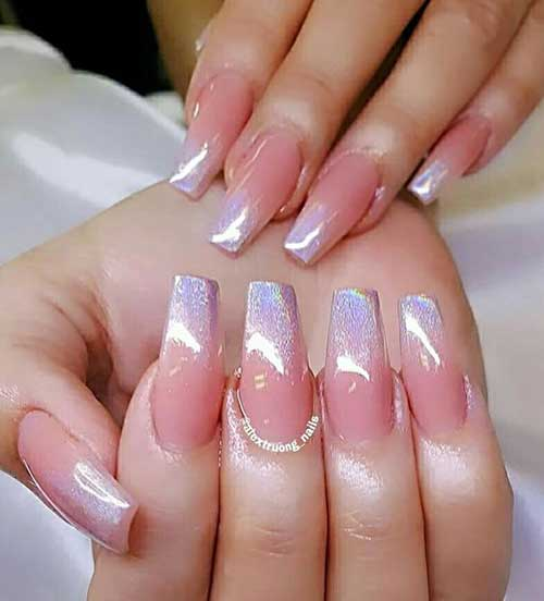 Holographic Nail Designs-9