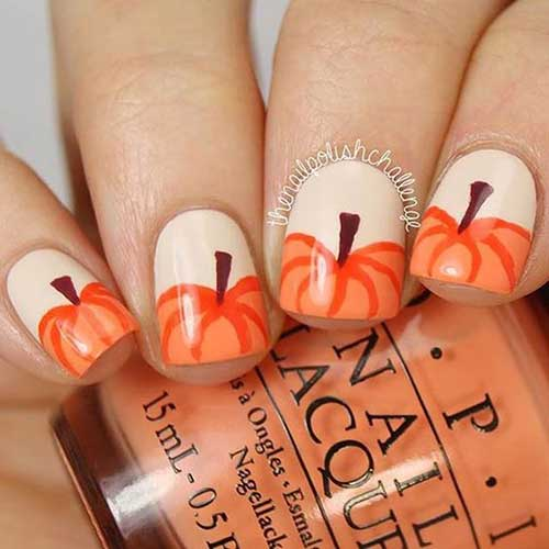 Fall Season Nail Styles