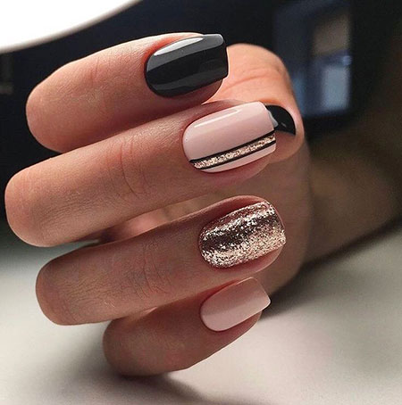 Fall Nail, Nail, Manicure, Fall, Design, Art