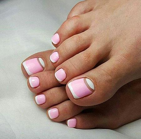 Summer Nail, Nail, Manicure, Toenails, Toe, Summer