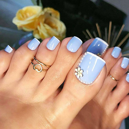 Summer Nail, Nail, Toe, Summer, Design, Art