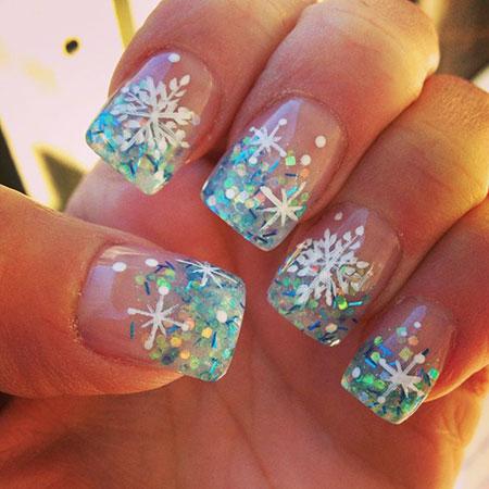 Nail Art Ideas for Winter, Nail, Christmas, Art, Xmas, Winter