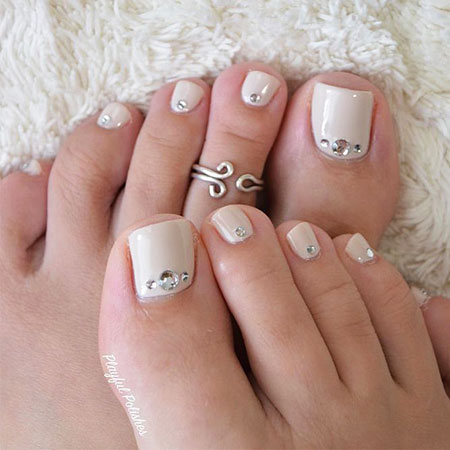 Wedding Nail, Nail, Toe, Wedding, Pin, Design, Bride, Automatic, Art
