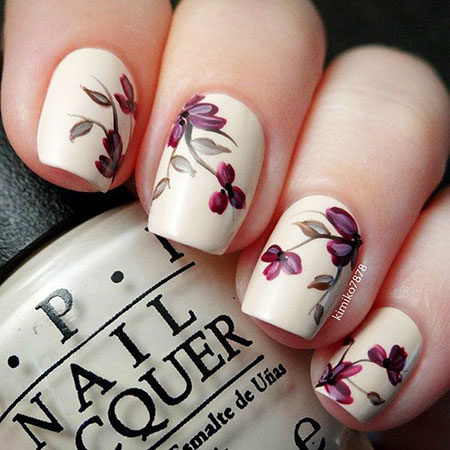 Pretty Nail, Nail, Art, Pretty, Design, Nude