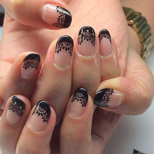 Steampunk Nail Designs-10