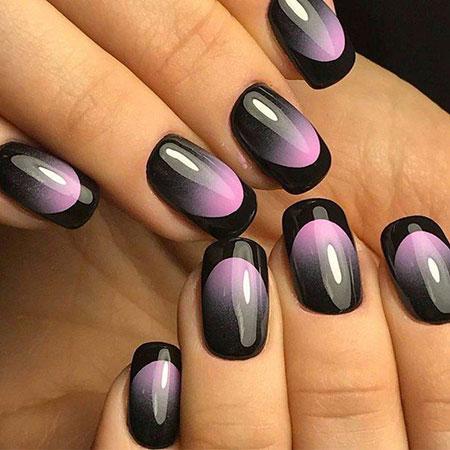 Pink And Black Nail Designs Archives Nail Art Designs 2020,Designer Mirror Work Dresses 2019