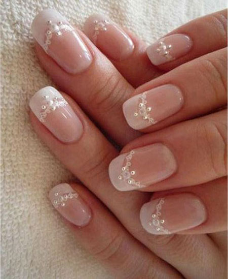 Wedding Nail Art Design, Wedding Hilton Website Day
