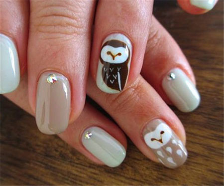 Manicure New Great Crystal