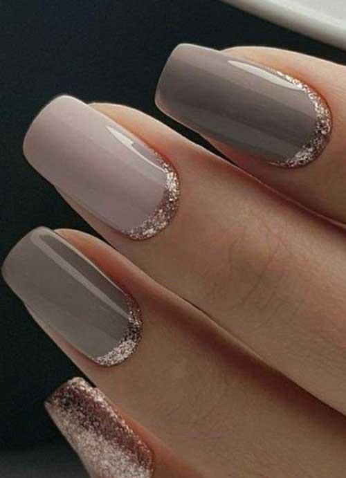 2018 Wedding Nail Designs-11