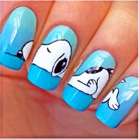 Bird Style Disney Snoopy