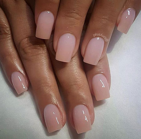 Manicure But Classy Simple