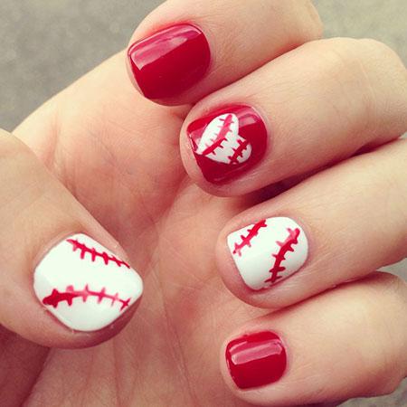 Baseball Jamberry Cane Candy