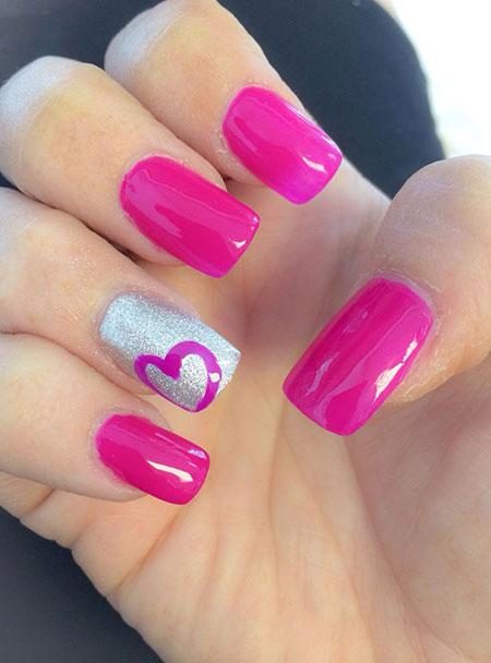 Pink Hot Hearts Fun