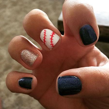 Baseball Gel Halloween 4Th
