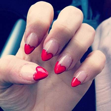 Heart Manicure Gel Polish