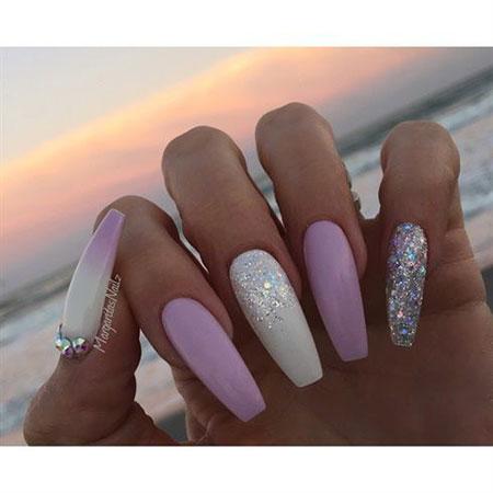 20purpleandwhitenailscoffin142  nail art designs 2020