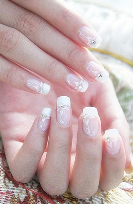 Wedding Gorgeous Manicure French