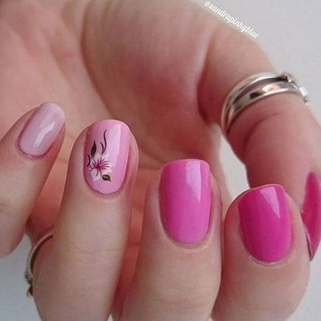 Pink Manicure Top Very
