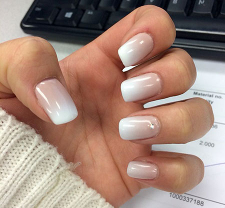 Gel French Manicure Trend