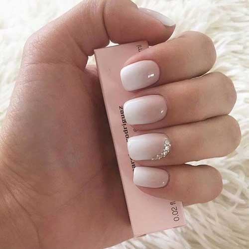 2018 Wedding Nail Designs-8