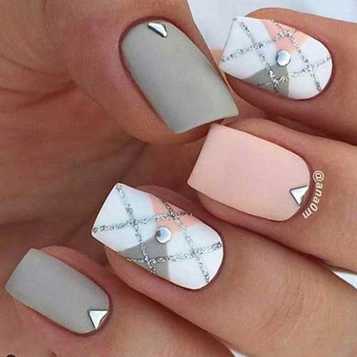 Square Nail Designs