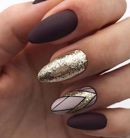 Easy Nail Design 2018, Nail Manicure Nails Easy