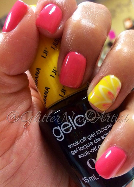 Nail Summer Designs Art