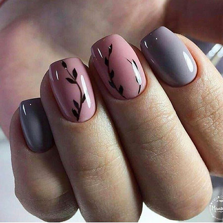 Nail Manicure Easy Designs