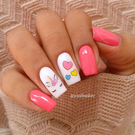 12summernailartdesigns295  nail art designs 2020