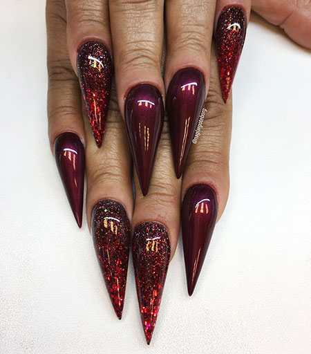 Nails Nail Unghie Iiiannaiii