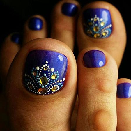 Nail Toe Summer Nails