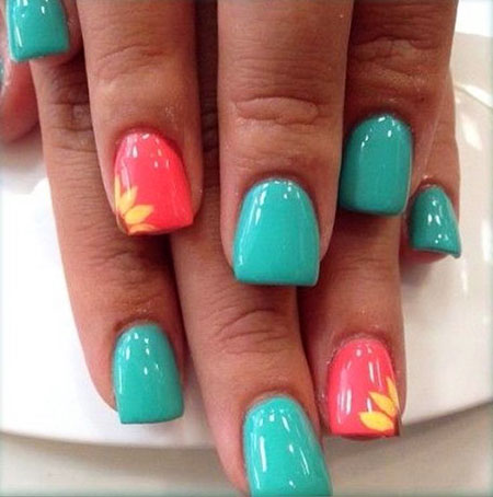 Nail Nails Spring Summer