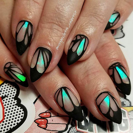 Designs Nail Matte Lovely